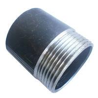 Резьба стальная чёрная приварная ДУ15 L 30mm