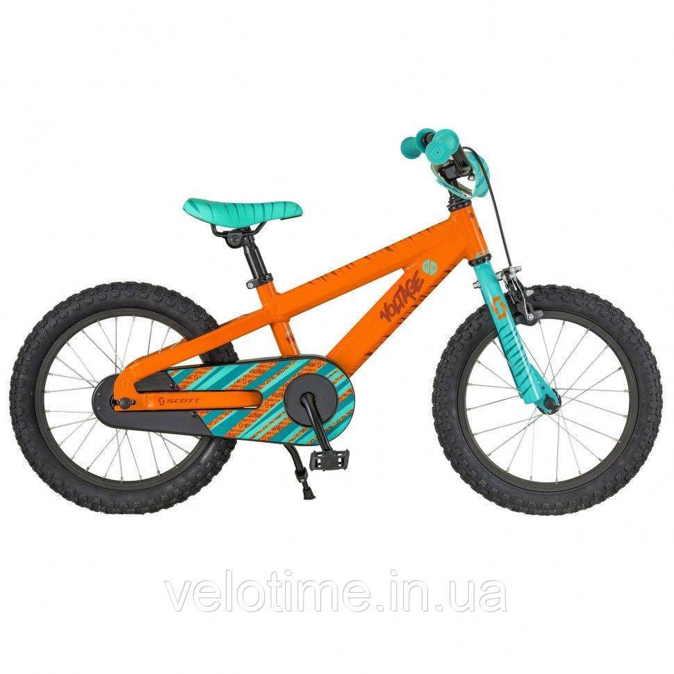 Scott Voltage Jr 16 2018 (оранжевый-голубой)