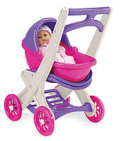 Коляска для куклы 3 в 1 American Plastic Toy On the Go Stroller. Оригинал из США, фото 1