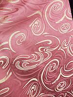 Шторы узорные, шторная ткань Турция, фото 1