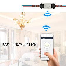 Умное wi-fi релле Smart Home, фото 3
