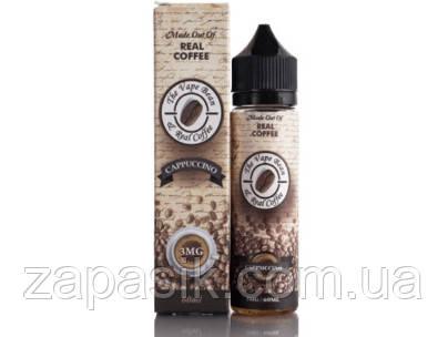 Жидкость Для Электронных Сигарет Real Coffee Cappuccino 60 ml
