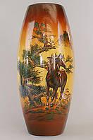 Ваза керамическая 35см Лошадь BonaDi DE1244