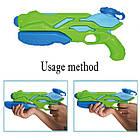 Детский  водный Бластер зеленый Whiteleopard Water Blaster Gun, фото 2