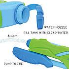 Детский  водный Бластер зеленый Whiteleopard Water Blaster Gun, фото 4
