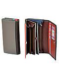 Женский кошелек из натуральной кожи Rainbow ТМ DR. BOND, фото 8