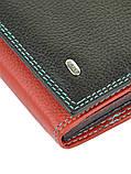 Женский кошелек из натуральной кожи Rainbow ТМ DR. BOND, фото 10