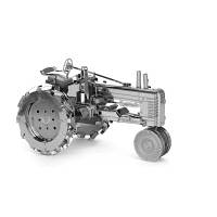 3D пазл металлический «Трактор»