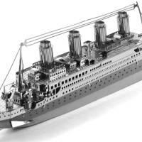 """3D пазл металлический """"Титаник"""", фото 1"""