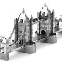 3D пазл металлический «Тауэрский мост»