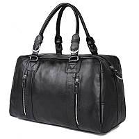 Сумка Buffalo Bags 7190A кожаная Черный