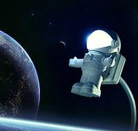 Настольная USB лампа Астронавт Astro-Light, фото 1