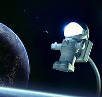 Настольная USB лампа Астронавт Astro-Light