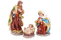 Вертеп Священное семейство (набор из 3 фигур), 16 см BonaDi 803-134