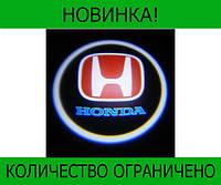 Дверной логотип LED LOGO 004 HONDA!Розница и Опт
