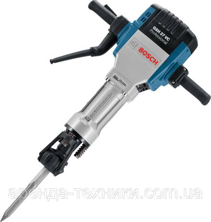 Оренда відбійного молотка Bosch GSH 27