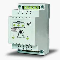 Новатек РНПП-311-1 реле напряжения, последовательности, перекоса, частоты и обрыва фаз