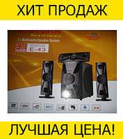 Акустическая система Speaker Big 3in1 E 43