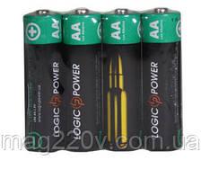 Батарейки alkaline LR06 ( AA ), 4 штуки