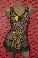 Пеньюар леопардовый, фото 1