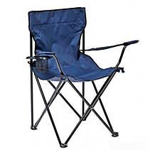 """Складной стул для пикника и рыбалки """"Паук"""" с подстаканником Chair -2 with Arm, фото 2"""
