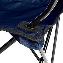 """Складной стул для пикника и рыбалки """"Паук"""" с подстаканником Chair -2 with Arm, фото 3"""