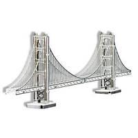 3D пазл металлический «Мост Золотые ворота»
