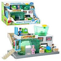 HAP-P-KID Детский игровой набор Терминал в Аэропорту 3890 T