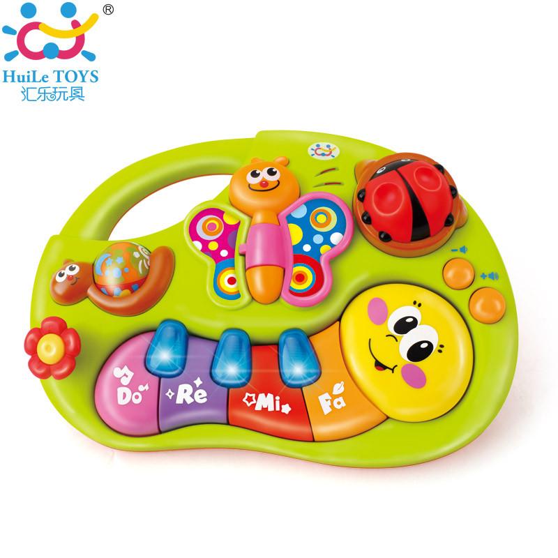 """Игрушка Huile Toys """"Веселое пианино"""""""