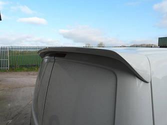 Cпойлер козырек тюнинг VW T5 на распашонку
