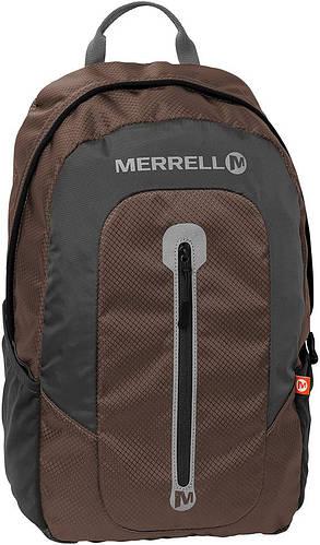 Превосходный городской рюкзак 15 л. MERRELL Rockford Rouge JBF22508;208 коричневый