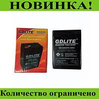 Аккумулятор GDLITE GD-640 (6V 4.0Ah)!Розница и Опт