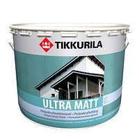 Краска фасадная по дереву TIKKURILA Ultra Matt. 2,7 л.
