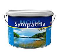 Краска для потолков глубокоматовая Sympatia ESKARO