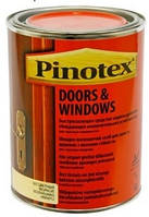 Декоративно-защитная пропитка PINOTEX DOORS & WINDOWS, Пинотекс Двери и Окна