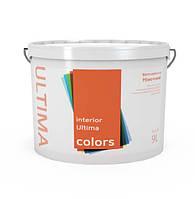 Краска акриловая для стен и потолков COLORS Interior Ultima