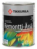Краска интерьерная Tikkurila Remontti-Assa (Ремонтти-Ясся)