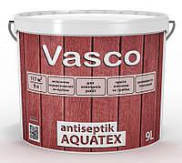 Антисептик для дерева VASCO AQUATEX (Васко Акватекс)