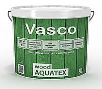 Пропитка для дерева Vasco wood AQUATEX (Васко вуд Акватекс)