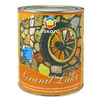 Лак для защиты бетона, камня, плитки Eskaro GRANIT Lakk S (Эскаро Гранит Лак С)