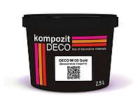 Декоративное покрытие Kompozit DEKO 130 GOLD / SILVER
