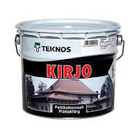 Краска антикоррозийная для металла Teknos Kirjo