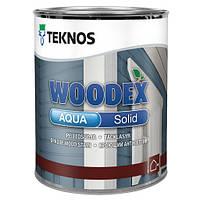 Антисептик для дерева Teknos Woodex Aqua Solid