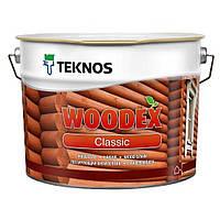 Антисептик лессирующий Teknos Woodex Classic