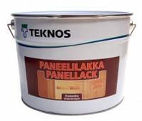 Лак для стен и потолков Teknos Paneelilakka