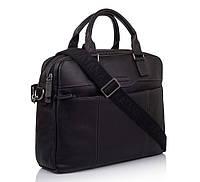 Портфель Katana k69358-1 кожаный Черный