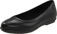 Женские туфли - балетки Crocs Women's Grace Flat размер 39.5 . Кожа. Оригинал из США.