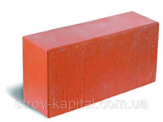 Кирпич красный рядовой