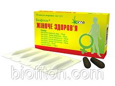 Фитосвечи Биофитон Женское здоровье 10 капсул