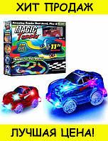 Детская игрушечная дорога - конструктор Magic Tracks 220 деталей